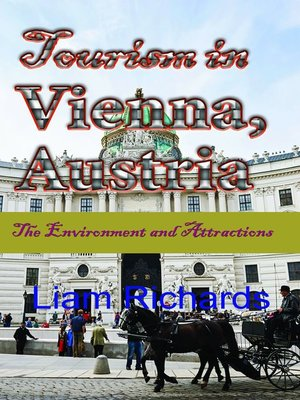 cover image of Tourism in Vienna, Austria