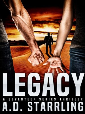 cover image of Legacy (A Seventeen Series Thriller Book 4)
