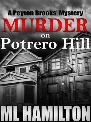 cover image of Murder on Potrero Hill
