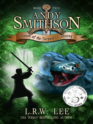 cover image of Venom of the Serpent's Cunning (Andy Smithson Book Two)
