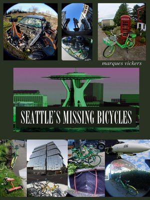 cover image of Seattle's Missing Bicycles