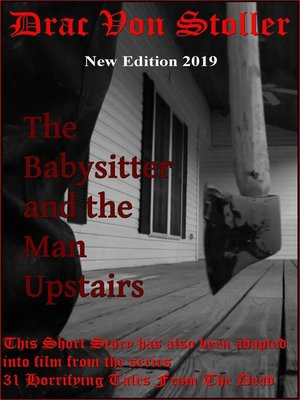 cover image of The Babysitter and the Man Upstairs (Urban Legend)