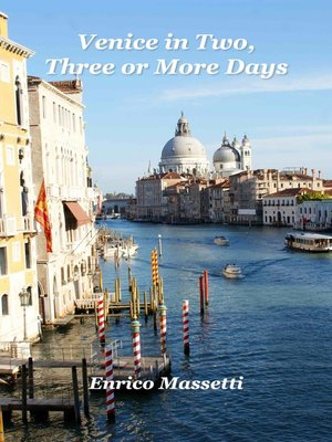 cover image of Venice In Two, Three or More Days