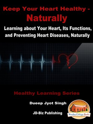 cover image of Keep Your Heart Healthy