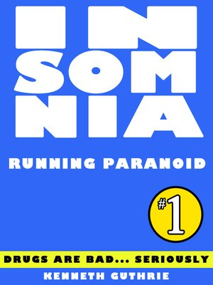cover image of Insomnia 1