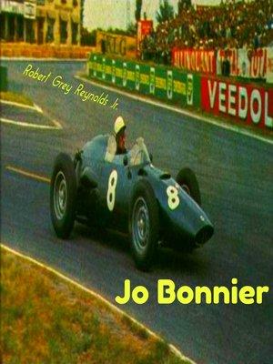 cover image of Jo Bonnier