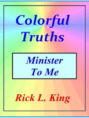 cover image of Colorful Truths