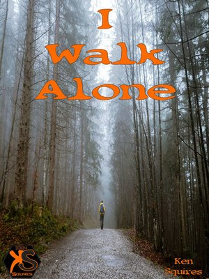 cover image of I Walk Alone