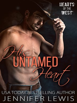 cover image of His Untamed Heart