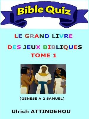 cover image of Lire et Comprendre la Bible par des questions