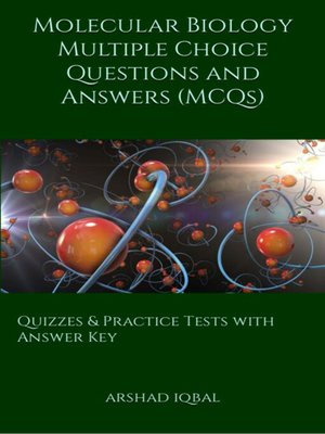 cover image of Molecular Biology Multiple Choice Questions and Answers (MCQs)