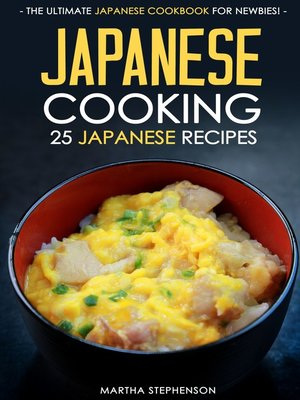 cover image of Japanese Cooking