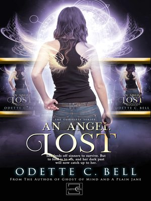 cover image of An Angel Lost