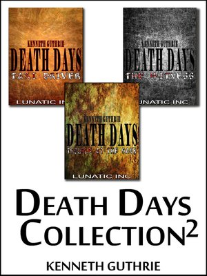 cover image of Death Days 2 Collection