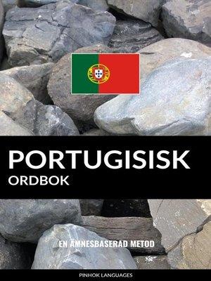 cover image of Portugisisk ordbok