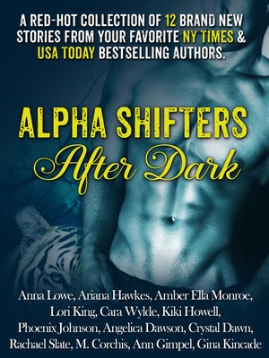 cover image of Alpha Shifters After Dark (Shapeshifter Paranormal Romance Boxed Set)