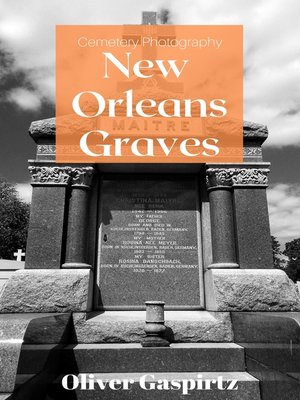 cover image of New Orleans Graves