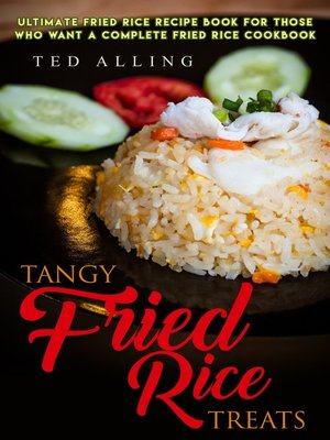 cover image of Tangy Fried Rice Treats