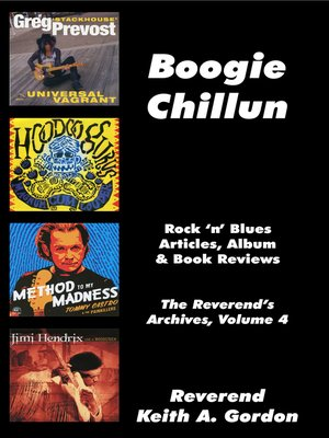 cover image of Boogie Chillun