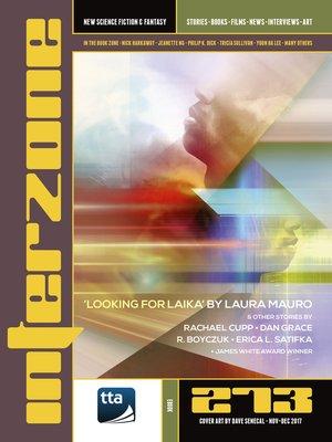 cover image of Interzone #273 (November-December 2017)