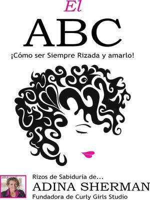 "cover image of ""El ABC"
