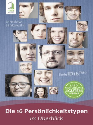 cover image of Die 16 Persönlichkeitstypen im Überblick