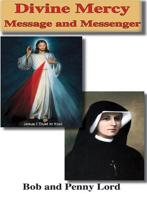 cover image of Divine Mercy Message and Messenger
