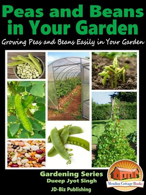 cover image of Peas and Beans in Your Garden