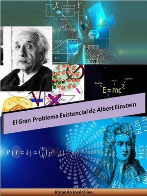cover image of El Gran Problema Existencial de Albert Einstein