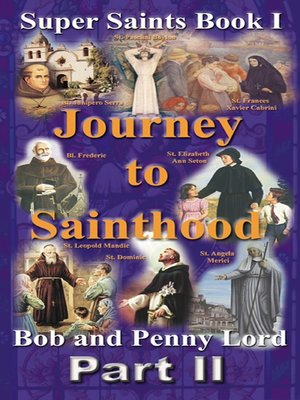 cover image of Journey to Sainthood Part II