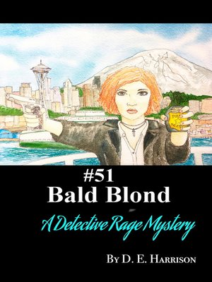 cover image of Bald Blond Case