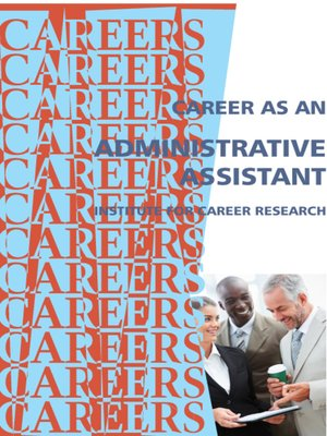cover image of Career as an Administrative Assistant