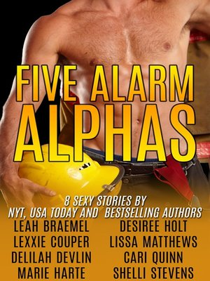 cover image of Five Alarm Alphas
