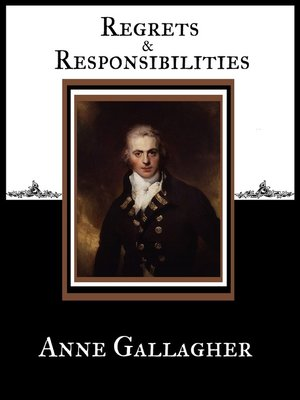 cover image of Regrets and Responsibilities