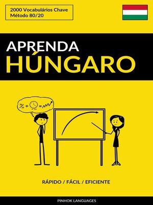 cover image of Aprenda Húngaro