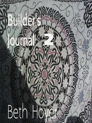 cover image of Builder's Journal 2