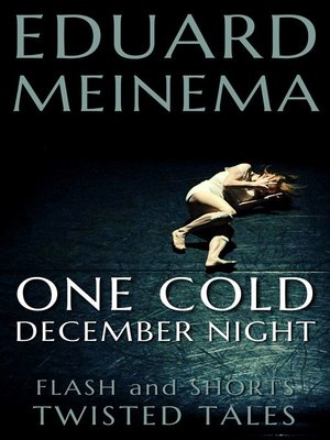 cover image of One Cold December Night