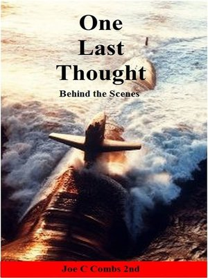 cover image of One Last Thought