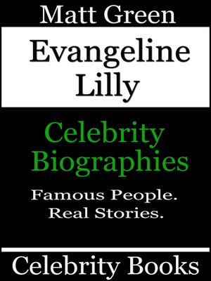 cover image of Evangeline Lilly