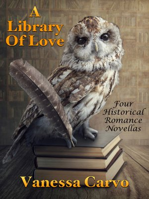 cover image of A Library of Love