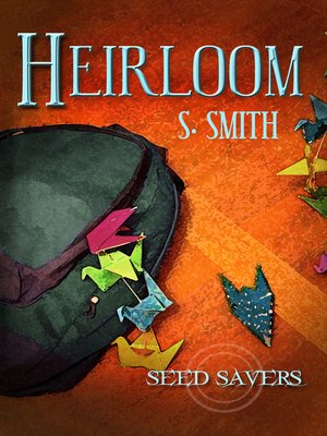 cover image of Heirloom (Seed Savers)