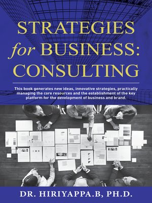 cover image of Strategies for Business