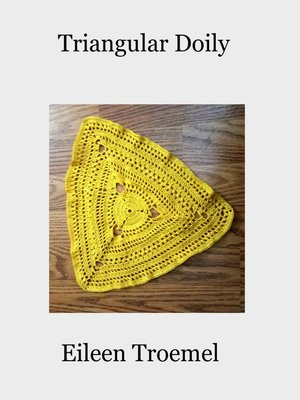 cover image of Triangular Doily