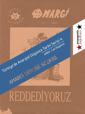cover image of Amargi Dergisi Seçkisi