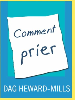 cover image of Comment prier