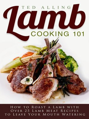 cover image of Lamb Cooking 101