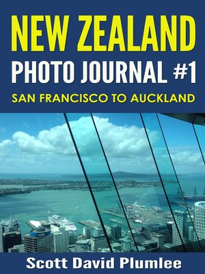 cover image of New Zealand Photo Journal #1