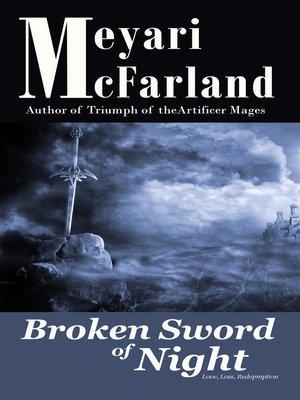 cover image of Broken Sword of Night