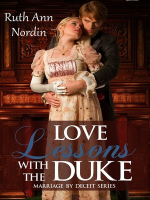cover image of Love Lessons With the Duke