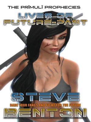 cover image of Lives of Future-Past